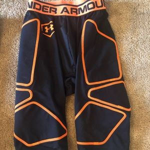 Like new adult male size small athletic shorts